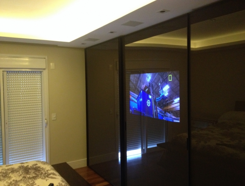 Home Theater para Ambientes Grandes