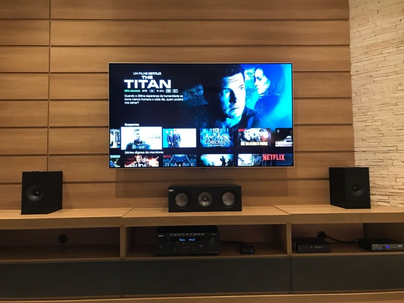Home Theater Wireless